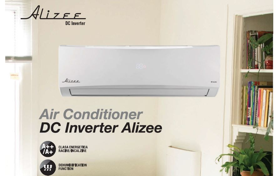 Aer conditionat alizee AW12GR - foto
