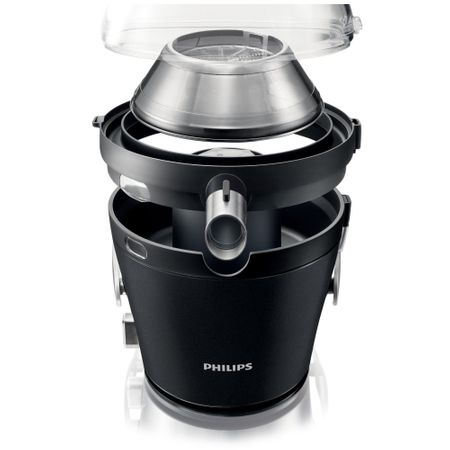 Storcator de fructe si legume Philips Avance Collection HR187070 900w lemons poza