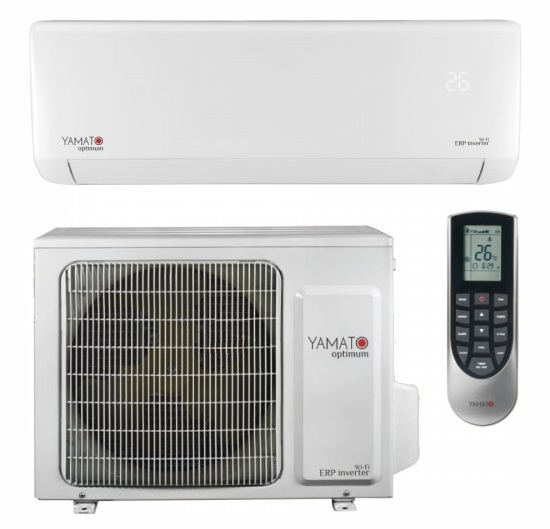 Yamato YW12IG4 - Aer conditionat 12000BTU, WIFI, R32, Inverter, set