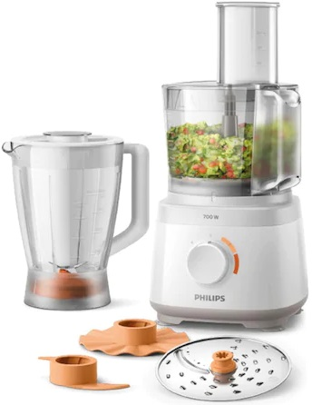 Philips Daily Collection HR732000 Robot de bucatarie 700W